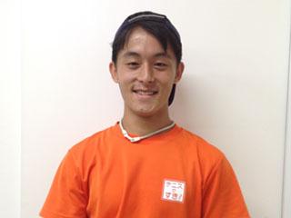 冨田 雄音(とみた ゆうと)コーチ
